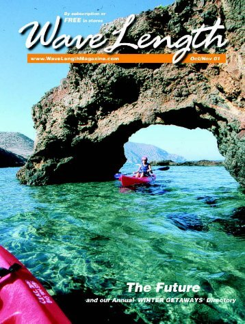 Only Ocean Kayaking - WaveLength Paddling Magazine