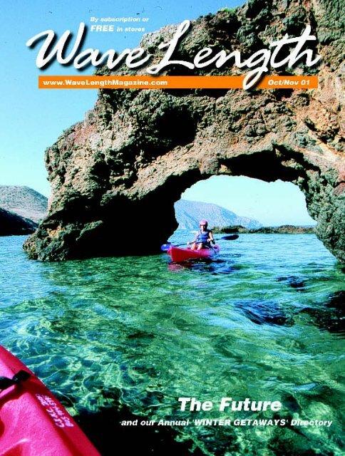 Only Ocean Kayaking - WaveLength Paddling Magazine
