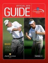 Champions Tour 2010 Guide 2 - PGA TOUR Media