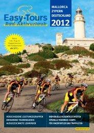 Download Katalog 2012 - Easy-Tours
