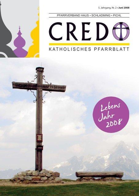 KATHOLISCHES PFARRBLATT