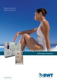 Katalog basenowy 2010 - BWT Polska