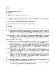 Allgemeine Geschäftsbedingungen - STYLE&web