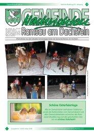 1/2008 - Ramsau am Dachstein