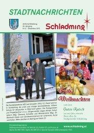 STADTNACHRICHTEN - Schladming