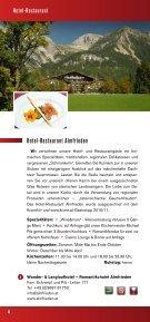Kulinarium - Ramsau am Dachstein - Seite 4