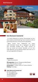 Kulinarium - Ramsau am Dachstein - Seite 6