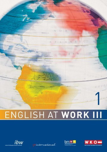 ENGLISH AT WORK III - ausbilder.at