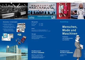 Flyer zur Ausstellung als PDF-Datei - Stadtmuseum Povelturm ...