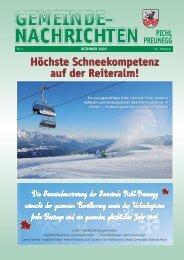 Höchste Schneekompetenz auf der Reiteralm! - Tourismusverband ...
