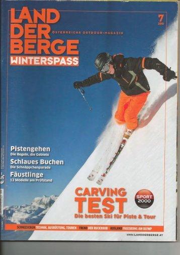 Land der Berge - Berghof Pension Wildau