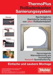 Prospekt ThermoPlus.pdf - RST ROLETY sro