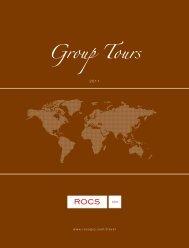 Group Tours - ROCS Group