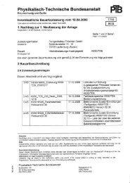 Physikalisch-Technische Bundesanstalt - FTL Tritschler Elektronik+ ...