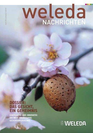 Heft 253, 2010 - Weleda