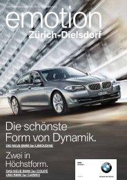pro Person im Doppelzimmer statt CHF 620. - BMW Niederlassung ...