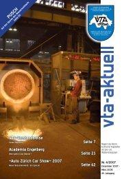 VTA-Vorstandsreise Seite 7 Academia Engelberg Seite 23 «Auto ...