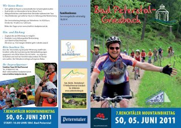 27022011_MTB Flyer.indd - Triathlon-Team Bad Peterstal
