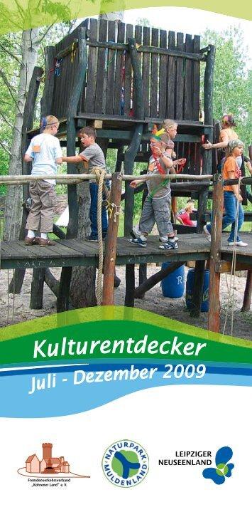 """Fremdenverkehrsverband """"Kohrener Land"""" e. V. - Druckhaus Borna"""