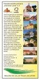 "Fremdenverkehrsverband ""Kohrener Land"" e. V. - Druckhaus Borna - Seite 6"