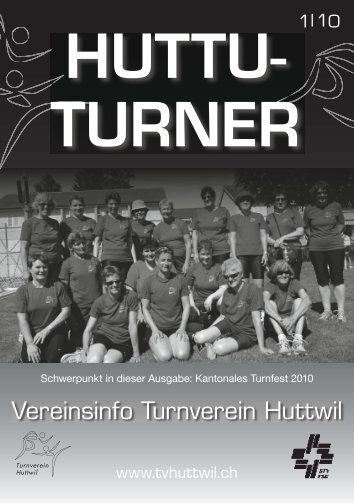 Vereinsinfo Turnverein Huttwil