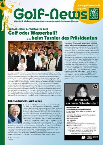 Download - Donau Golf Club Passau-Raßbach e.V.