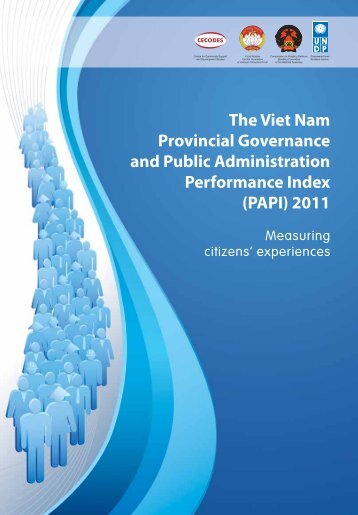 (PAPI) 2011 - United Nations Development Program Vietnam