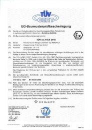 ATEX-Zulassung incl. Ergänzungen - FTL Tritschler Elektronik+ ...