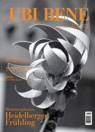 Ausgabe 01/2012 (PDF-Datei) - Ubi Bene