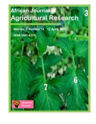 Download Complete Issue - Academic Journals