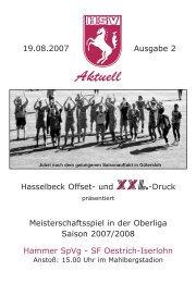 HSV Heft Nr.2