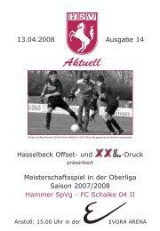 HSV-Heft Nr.14