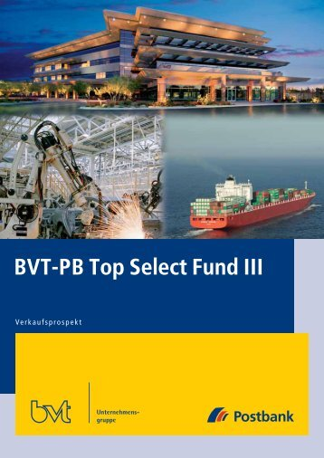 BVT-PB Top Select Fund III