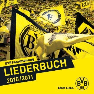 LIEDERBUCH - BVB Supporters Münster