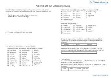 Attractive Selbst Vergebung Arbeitsblatt Collection - Kindergarten ...