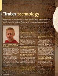 Timber technology - Skog og landskap