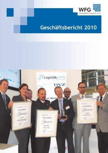 Geschäftsbericht 2010 - Wirtschaftsförderungsgesellschaft für den ...
