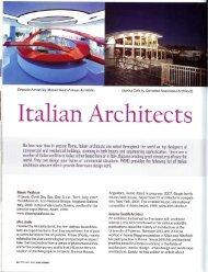 F&L Primo, April-May 2008 - Studio 16 Architecture PLLC