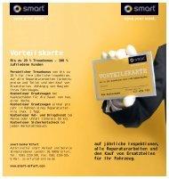 Infos als pdf-Datei zum Download hier - smart center Erfurt