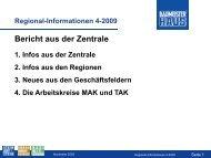 Regional-Informationen 4-2009 - Baumeister Haus