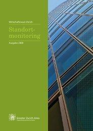 Stiftung Greater Zurich Area Stanortmonitoring (PDF, 60 Seiten