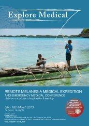 Explore Medical - New Zealand Medical Association