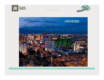 5 Day Las Vegas - JR Travel Concepts