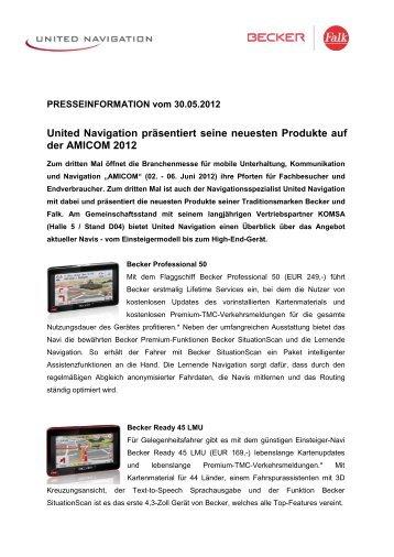 falk f10 kartenupdate 2012