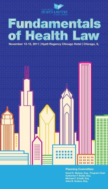 November 13-15, 2011   Hyatt Regency Chicago Hotel   Chicago, IL ...