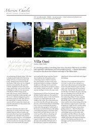 Villa Oasi - Merrion Charles