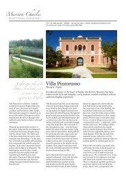 Villa Pizzorusso - Merrion Charles