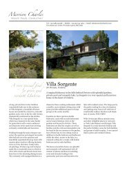 Villa Sorgente - Merrion Charles