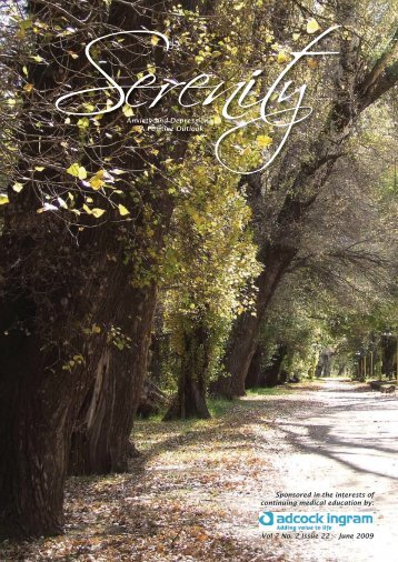 Serenity - Ann Lake Publication