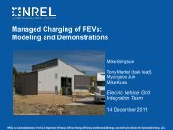 Managed Charging Of PEVs: Modeling And Demonstrations